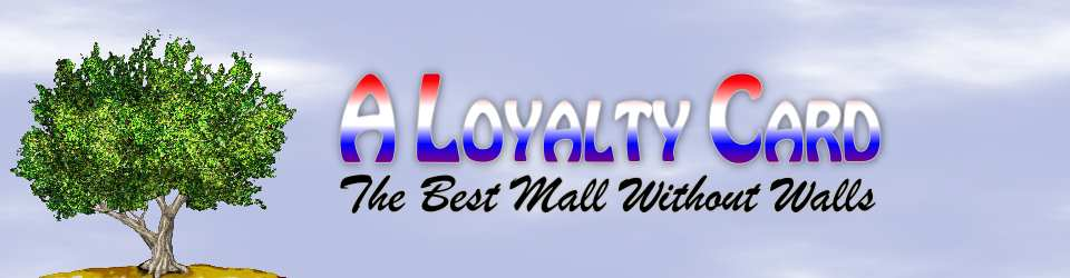 A Loyalty Card Blog